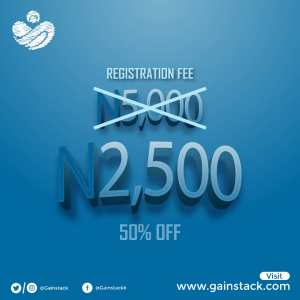 Gainstack activation fee