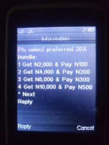 Get Airtel N2000 For N100 - Learn How To Be Eligible For Airtel 20x Bonus