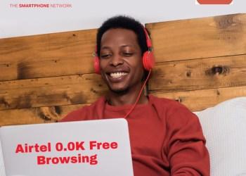 Airtel 0.0k Free Browsing On Psiphon Pro VPN