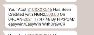 How To Earn Bonus From Easywin ng
