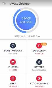 Avast Cleanup Premium v5.4.1