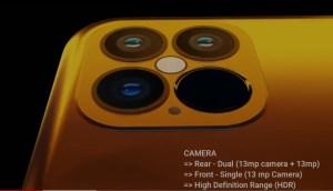 Iphone 13 camera