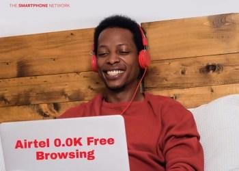 Airtel 0.0k free browsing cheat on NapsternetV VPN