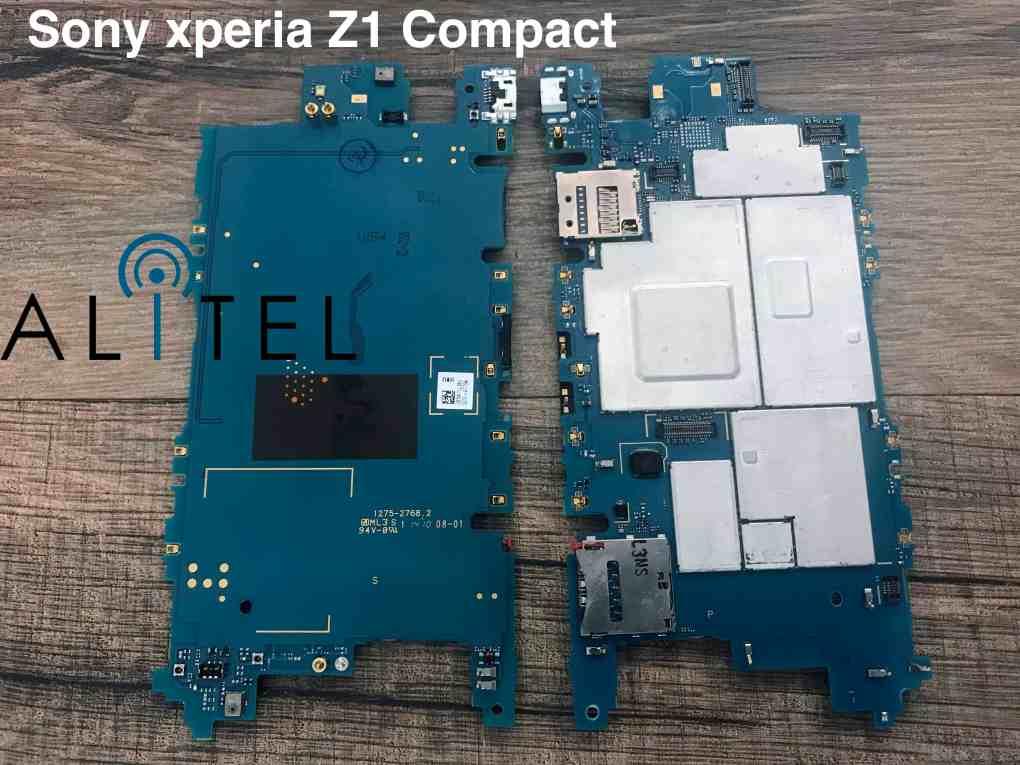 Материнская плата Sony z1 compact