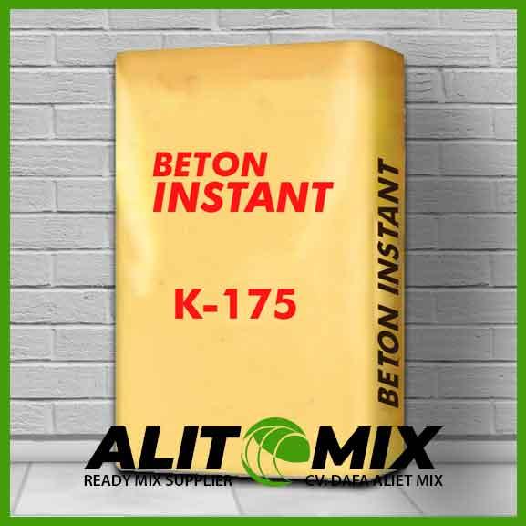 harga beton instant k175