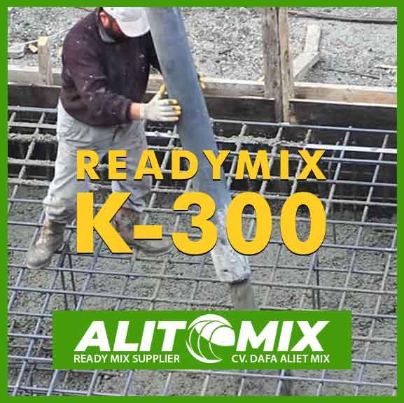 Harga Readymix K 300