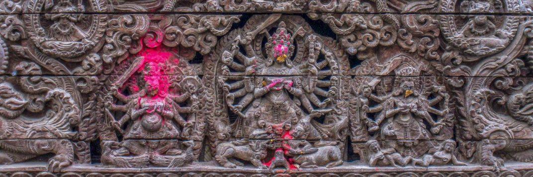 Traveling Kathmandu, Nepal