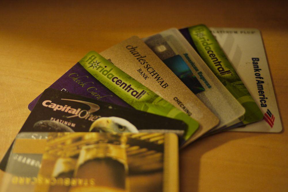 Schwab credit cards