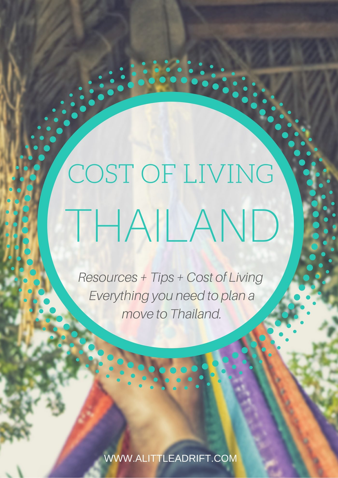 Thailand Cost Of Living 650 How Much To Live In