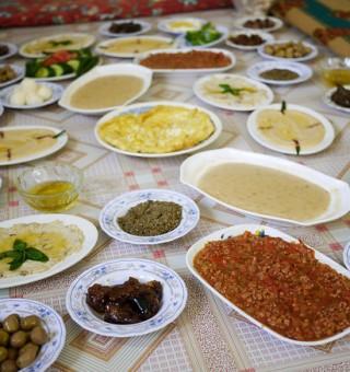 Druze-mezze-lunch-jordan