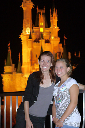 Disney with Ana