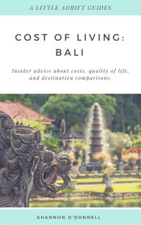 Cost of Living PDF: Bali