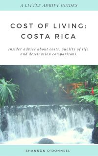Cost of Living PDF: Costa Rica