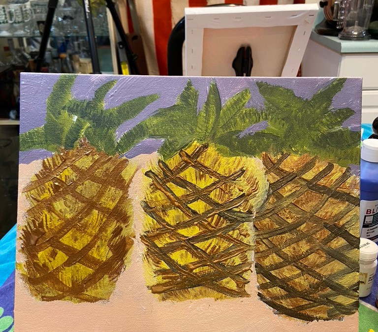 How to Enjoy the Perfect Paint Night at Home