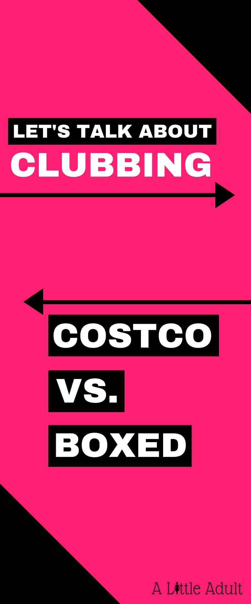 Costco vs Boxed.com