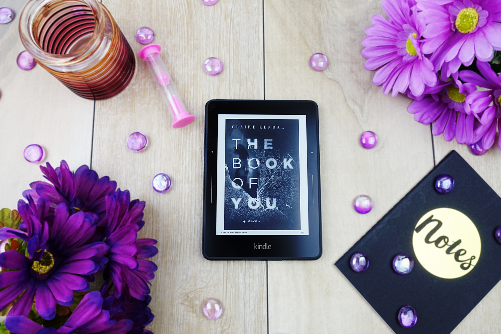 Book Review: The Book Of You by Claire Kendal (Psychological Thriller)