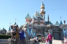 Disneyland Parking Tram