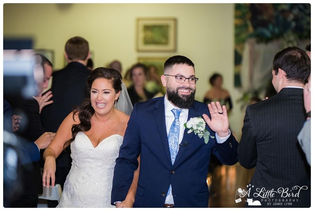 Franklin Commons Wedding