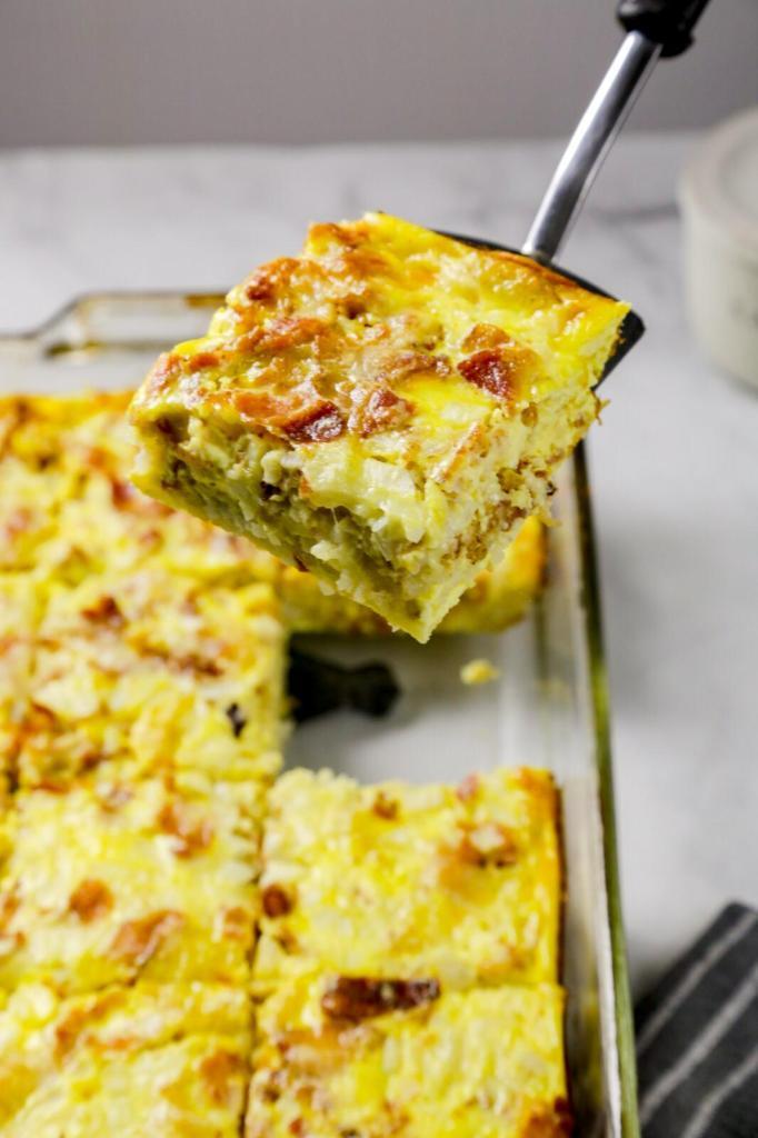 The Best Egg Casserole Recipe