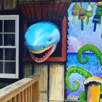 Shark Head Wall Mount  A Little Bit Funny