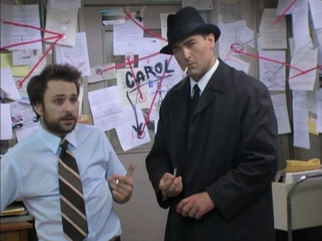 Charlie and Barney