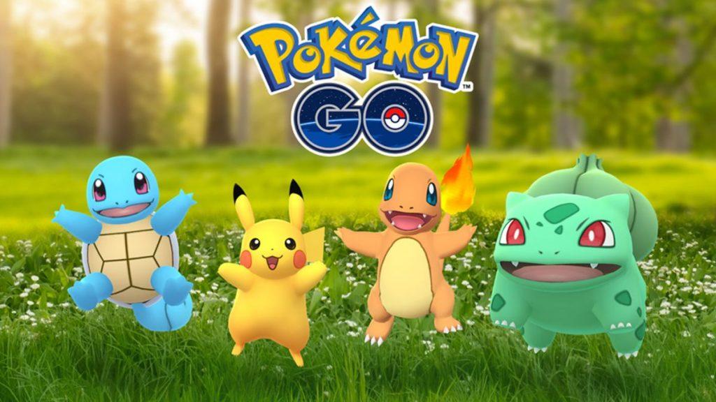 pokemon go niantic video game
