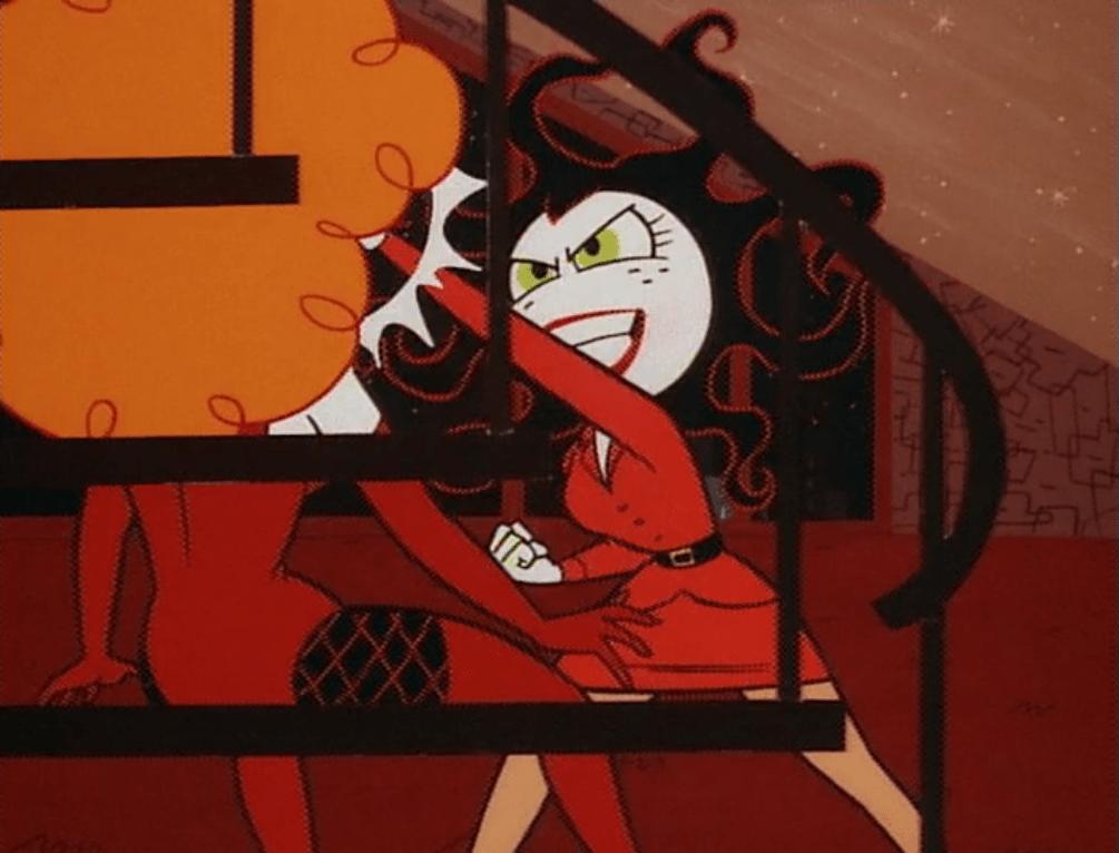 sedusa powerpuff girls