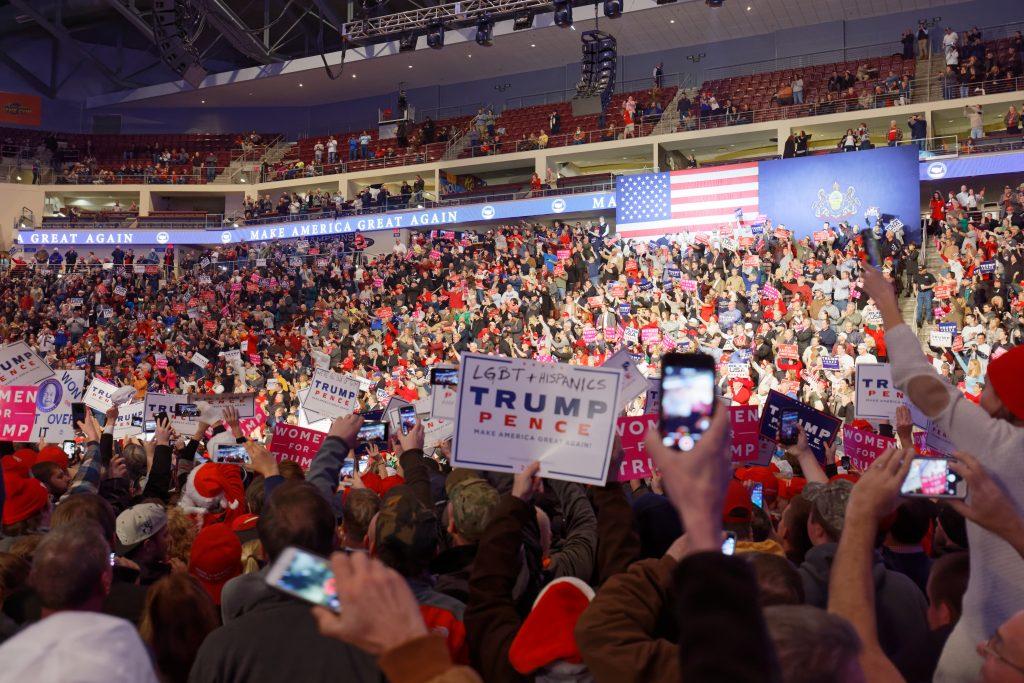 2016 Trump rally