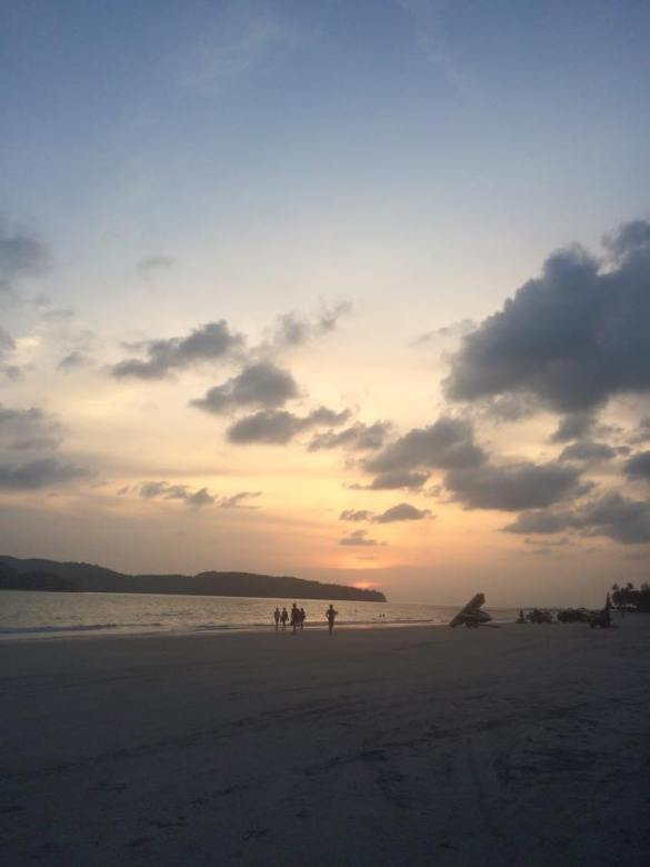 Sunsets in Langkawi
