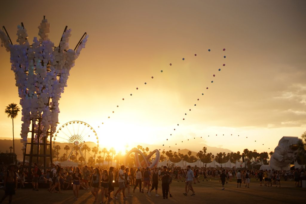 Coachella Travel Bucketlist