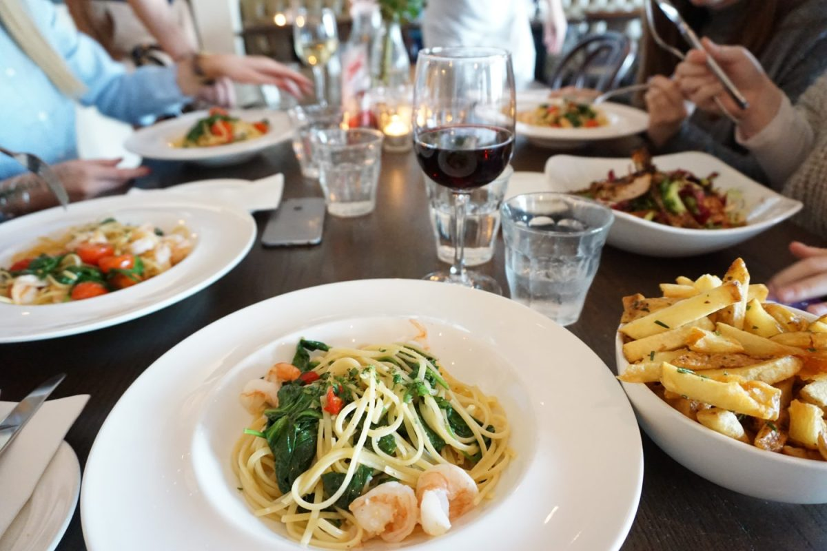 Oliveto | Lunch in Dublin