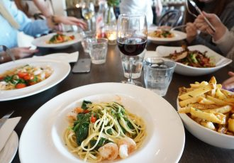 Oliveto - Lunch in Dun Laoghaire - Review by Bekah Molony - Irish Blogger