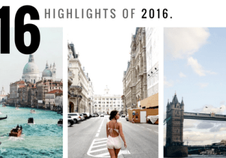 Highlights of 2016 | Bekah Molony | alittlebitofb.com