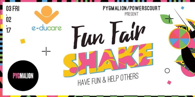 Fun Fair Shake Pyg Dublin Friday 3rd 2017 | Bekah Molony | alittlebitofb.com