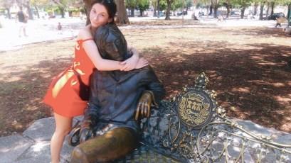 John Lennon Park, Havana | Cuba Trip | Travel | Bekah Molony | alittlebitofb.com