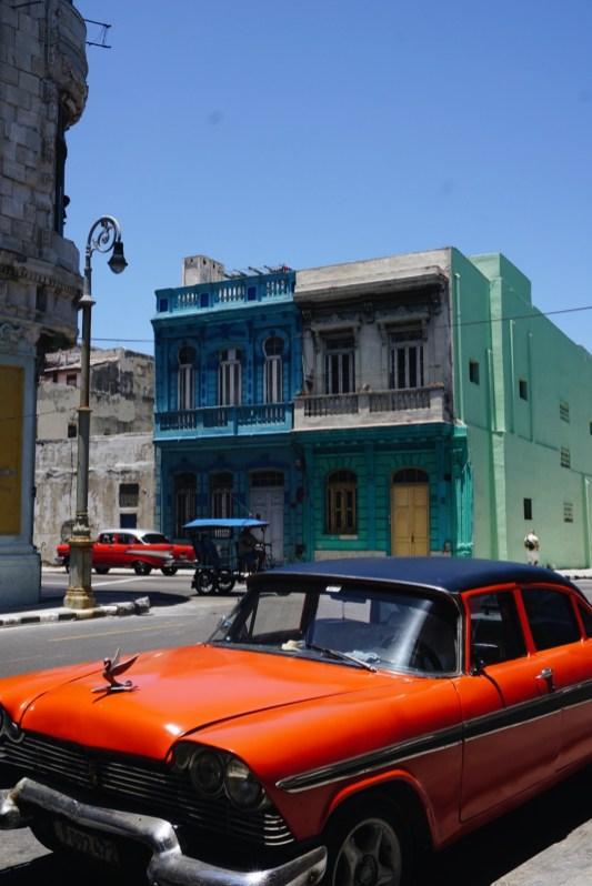 Old Cars Havana | Cuba Trip | Travel | Bekah Molony | alittlebitofb.com