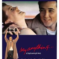 Say Anything ... (1989) : Long Distance Relationship Wanna Be and Parent Distraction