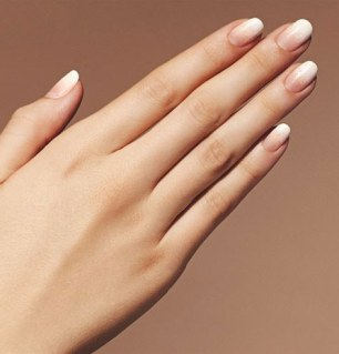 latest-nail-art-trends-spring-summer-2016-nailpolish-white-nude-ombre-paintbox-donna-karan