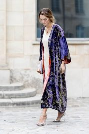 slip-dress-fall-wedding-fall-party-going-out-night-out-velvet-jacet-statement-jacket-coat-robe-coat-pfw-ss-2017-street-style-ps-640x960