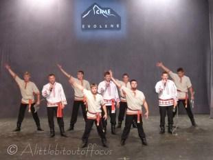 Uzbekistan singers and dancers