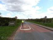Heading into Welburn