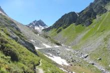 21 The descent path