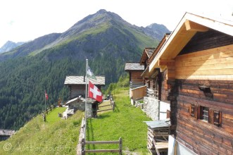 4 Renovated chalets
