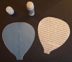 DIY Friday – Bookish air balloon mobile 7