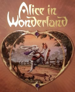 Alice in wonderland - Watership down - Bookish Easter - Looking for literature's famous bunnies