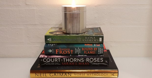 The Readathon Reading list - 4 books, 1447 pages and 24 hours