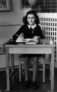 Happy Birthday - 5 famous authors who were born in June - Anne Frank