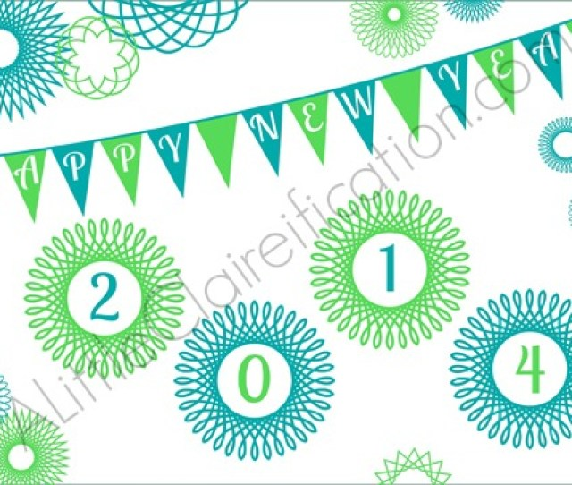 Free Printable New Years Greeting Cards At A Littleclaireification Com Newyears Printables