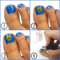 DIY Nail Art - A Little Craft In Your Day