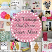 25 More Teenage Girl Room Decor Ideas - A Little Craft In ...